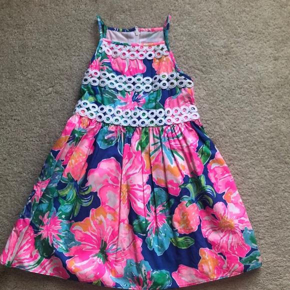 ca50de3ab3f74c Lilly Pulitzer Dresses   Girls Elize Dress 4   Poshmark